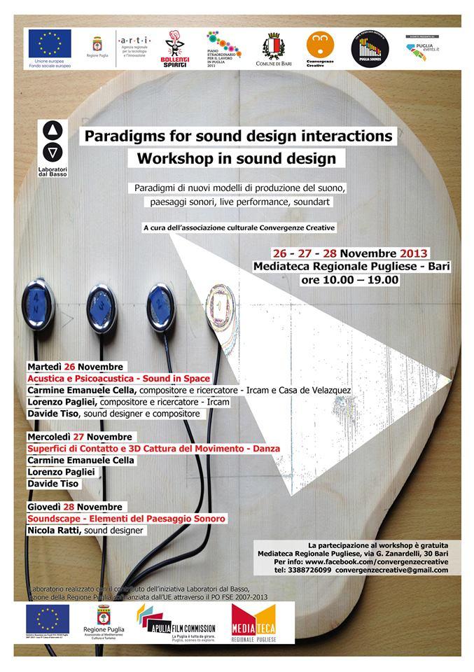 sound design interactions