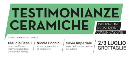Immagine di copertina di Presente e futuro della ceramica in Italia